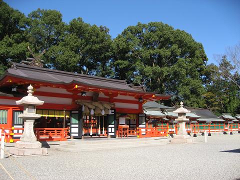 熊野速玉大社の社殿