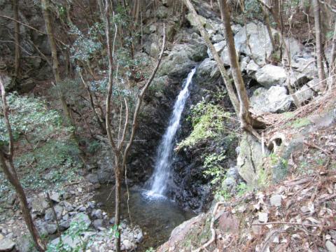 有久寺奥の院おなべづるの滝