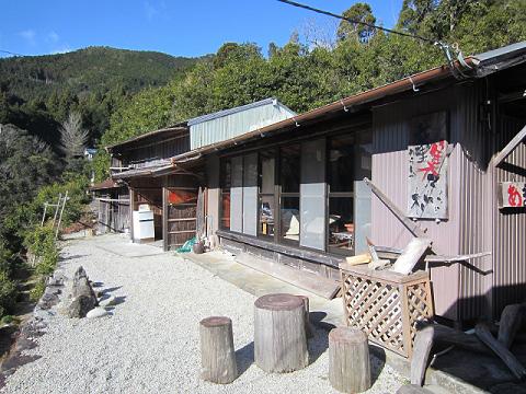 熊野市赤倉の童集乃村あまご屋