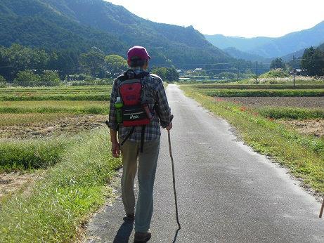 梅ヶ谷の熊野街道