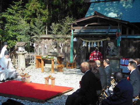 産田神社例大祭