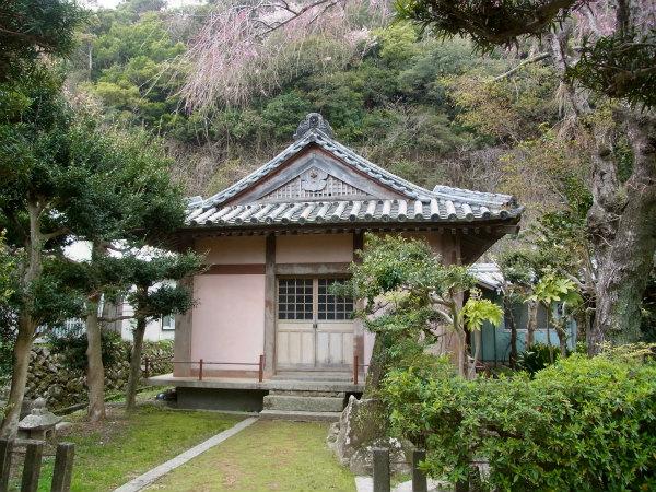 熊野比丘尼ゆかりの妙心寺