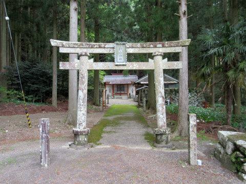 御浜町阪本の折山神社