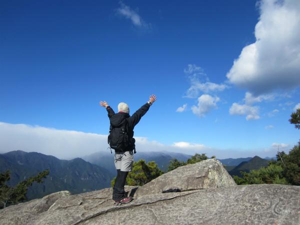 熊野古道一人旅応援プランの女性参加者