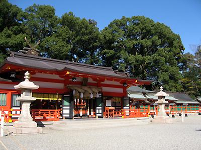 神倉神社の石段