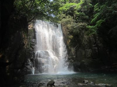 新宮市・桑ノ木の滝