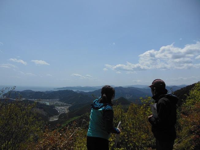 ツヅラト峠にて
