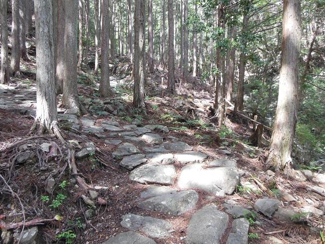 ツヅラト石畳